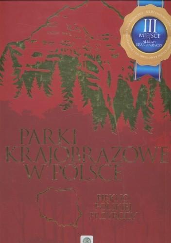 Okładka książki Parki krajobrazowe w Polsce
