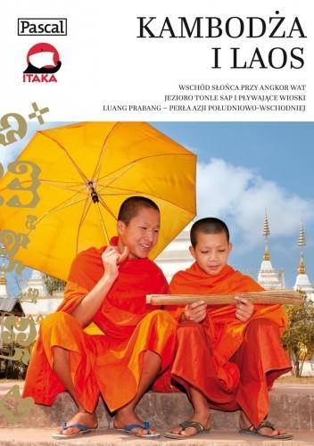 Okładka książki Kambodża i Laos. Złota Seria