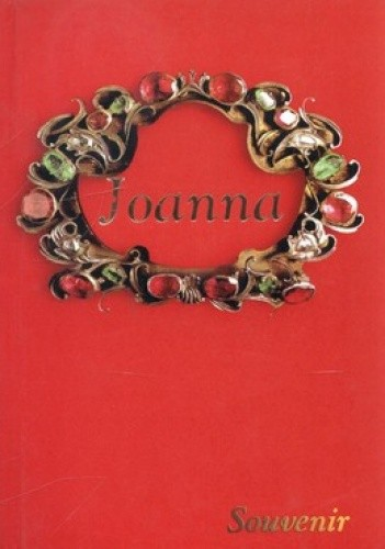 Okładka książki Joanna