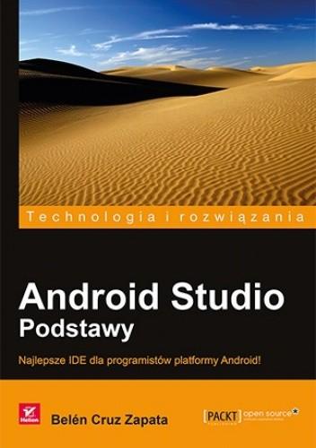 Okładka książki Android Studio. Podstawy