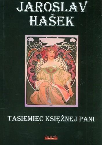 Okładka książki Tasiemiec księżnej pani