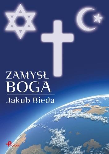 Okładka książki Zamysł Boga