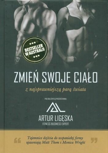 Okładka książki Zmień swoje ciało z najsprawniejszą parą świata
