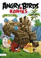 Angry Birds. Komiks. Podpucha