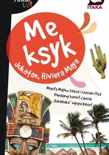 Okładka książki Meksyk. Przewodnik Lajt