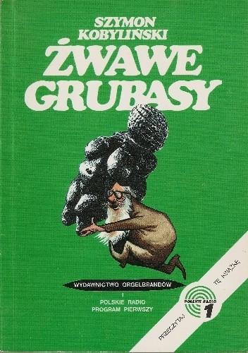 Okładka książki Żwawe grubasy