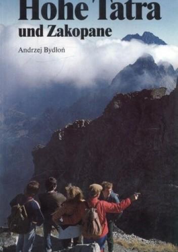 Okładka książki Hohe Tatra und Zakopane