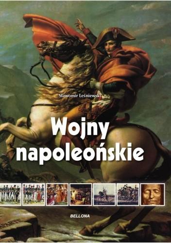 Okładka książki Wojny napoleońskie