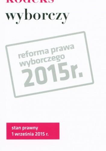 Okładka książki Kodeks wyborczy