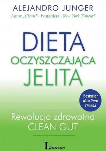 Okładka książki Dieta oczyszczająca jelita