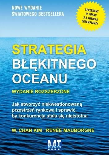 Okładka książki Strategia błękitnego oceanu