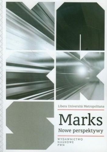 Okładka książki Marks. Nowe perspektywy