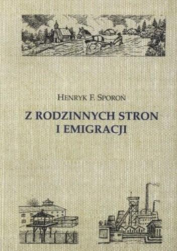 Okładka książki Z rodzinnych stron i emigracji