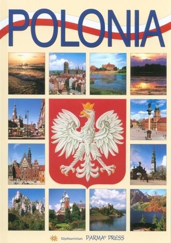 Okładka książki Polonia album