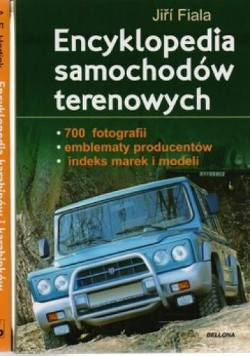 Okładka książki Encyklopedia samochodów terenowych + Encyklopedia karabinów i karabinków (komplet)