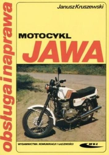 Okładka książki Motocykl Jawa