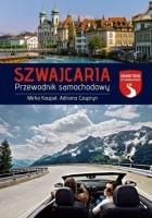 Szwajcaria. Przewodnik samochodowy