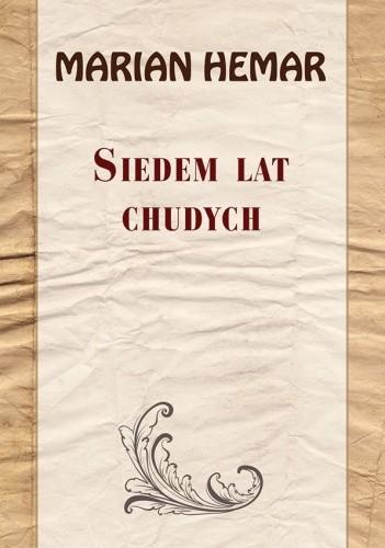 Okładka książki Siedem lat chudych