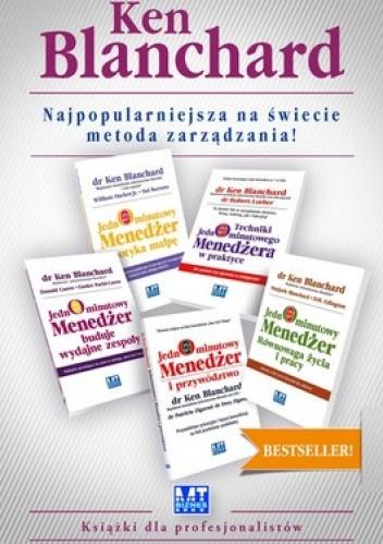 Okładka książki Najpopularniejsza na świecie metoda zarządzania (komplet)