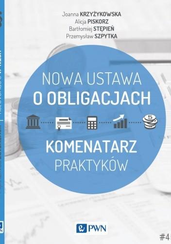 Okładka książki Ustawa o obligacjach. Komentarz praktyków