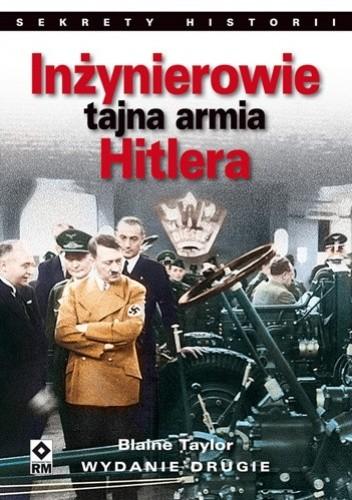 Okładka książki Inżynierowie. Tajna armia Hitlera