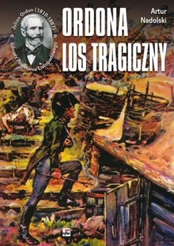 Okładka książki Ordona los tragiczny