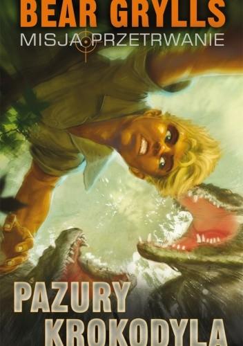 Okładka książki Pazury Krokodyla