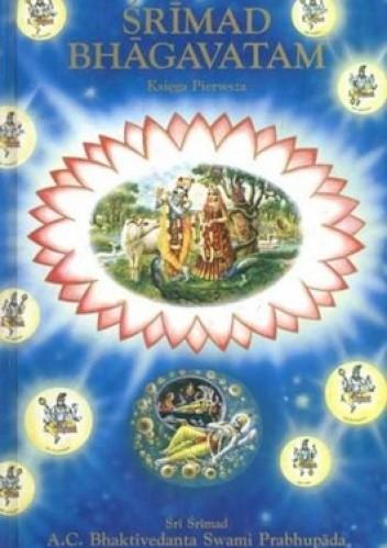 Okładka książki Śrimad Bhagavatam. Księga pierwsza