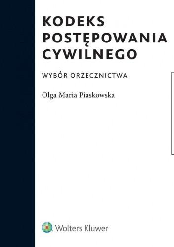 Okładka książki Kodeks postępowania cywilnego. Wybór orzecznictwa