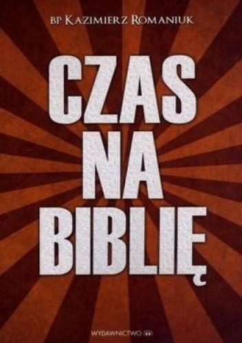 Okładka książki Czas na biblię