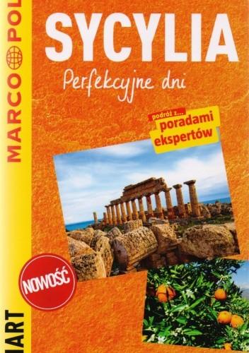 Okładka książki Sycylia. Perfekcyjne dni - przewodnik Marco Polo