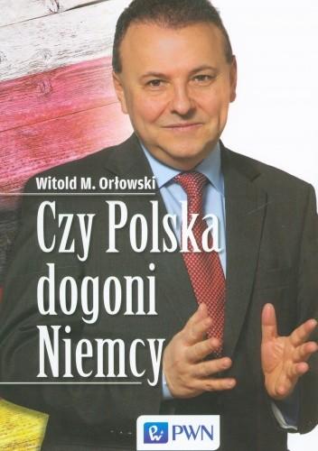 Okładka książki Czy Polska dogoni Niemcy