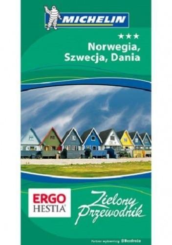 Okładka książki Zielony przewodnik. Norwegia, Szwecja, Dania