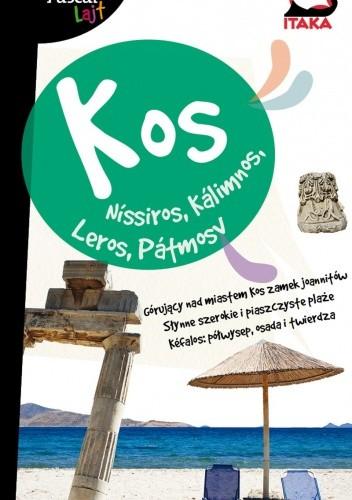 Okładka książki Kos. Przewodnik Pascal Lajt