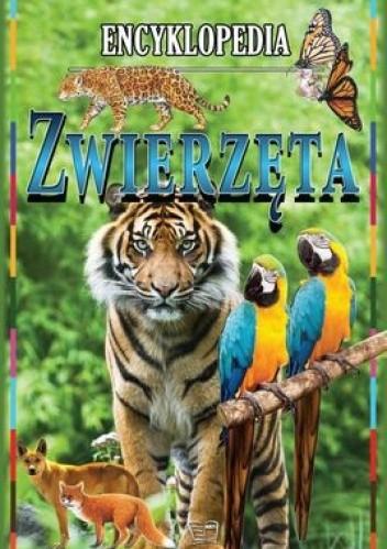 Okładka książki Zwierzęta. Encyklopedia