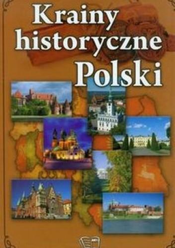 Okładka książki Krainy historyczne Polski