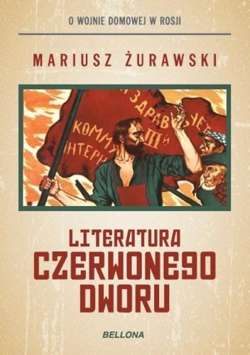 Okładka książki Literatura czerwonego dworu