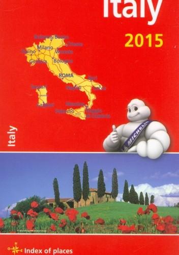 Okładka książki Italy. Motoring and tourist map. 1: 000 000. Michelin