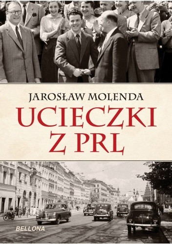 Okładka książki Ucieczki z PRL