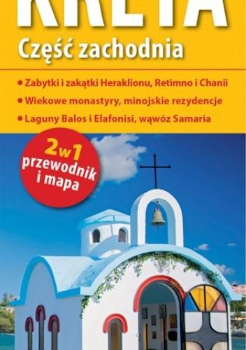 Okładka książki Kreta. Część zachodnia. Przewodnik i mapa. 1:150000. ExpressMap