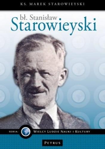 Okładka książki Bł. Stanisław Starowieyski