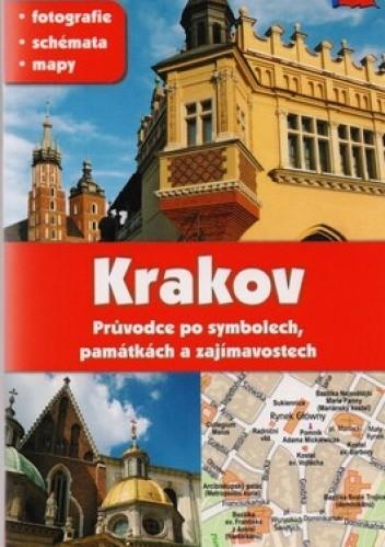 Okładka książki Krakov. Pruvoduce po symbolech, pamatkach a zajimavostech