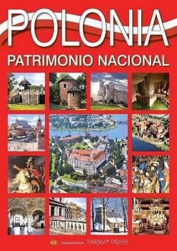 Okładka książki Polonia. Patrimonio Nacional