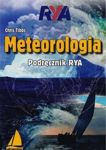 Okładka książki Meteorologia. Podręcznik RYA