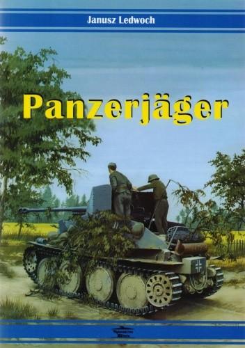 Okładka książki Panzerjager