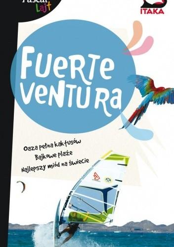 Okładka książki Fuerteventura przewodnik