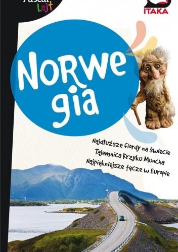 Okładka książki Norwegia przewodnik