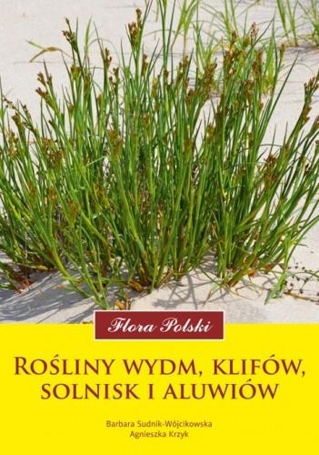 Okładka książki Rośliny wydm, klifów, solnisk i aluwiów. Flora Polski