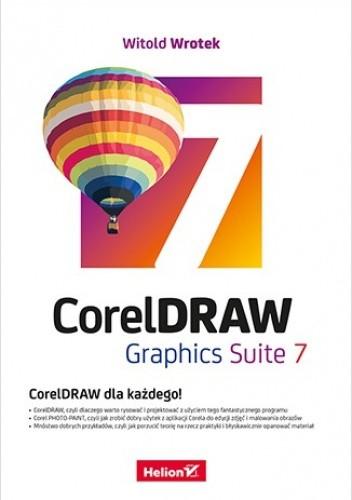 Okładka książki CorelDRAW. Graphics Suite 7