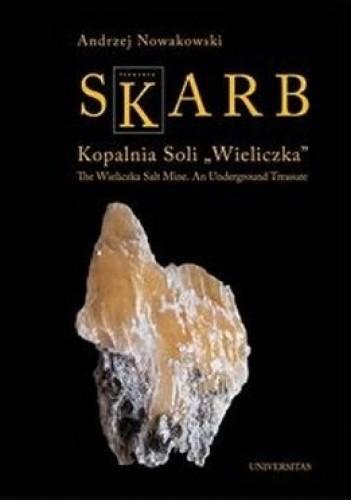 Okładka książki Skarb Kopalnia Soli Wieliczka